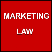 Legal issues for marketers